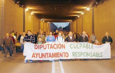 Vecinos del Barrio Covadonga piden un centro cívico y diversas obras en la zona