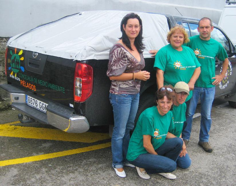 Un proyecto de recuperación natural supondrá trabajo para ocho personas en Piélagos