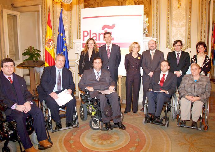 Los ayuntamientos dispondrán de  más de 223 millones de euros del Fondo Estatal de Inversión Local para  eliminar barreras arquitectónicas