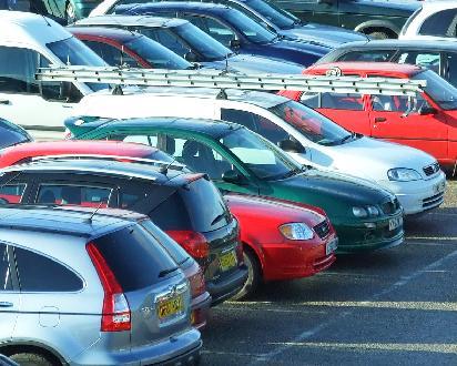 Las plazas para Residentes en el aparcamiento de Pombo se sortearán el 16 de marzo