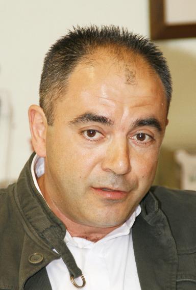 Manuel Acereda, militante expulsado del PRC