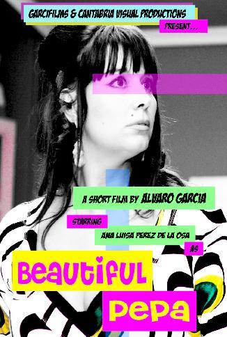 """El miércoles se estrena el cortometraje """"Beautiful Pepa"""""""