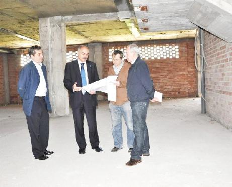 Hoy empiezan las obras de construcción del Centro Cívico de Nueva Montaña