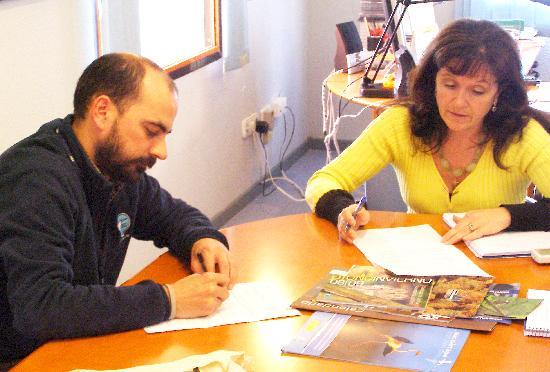 La delegación cántabra de la Sociedad Española de Ornitología se adhiere al programa de voluntariado del Proyecto Ríos