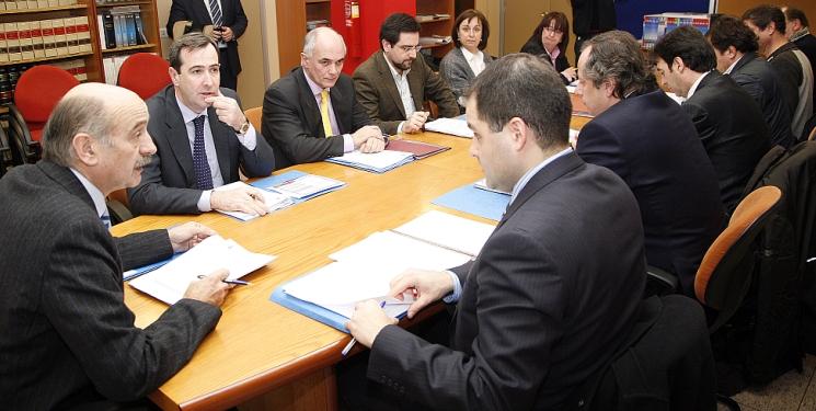 La reunión de la CROTU que aprobó esta modificación