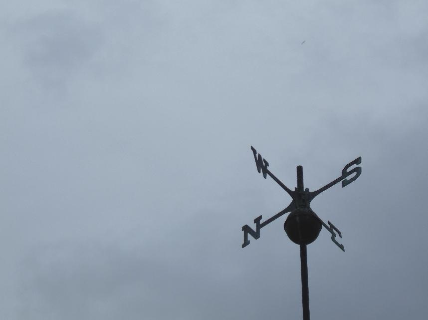 Se esperan vientos de hasta 100 kilómetros hora / Carol Wingert-PhotoXpress.com