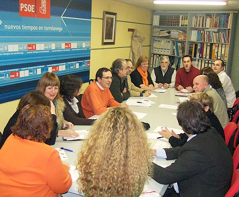 Comité Local PSOE