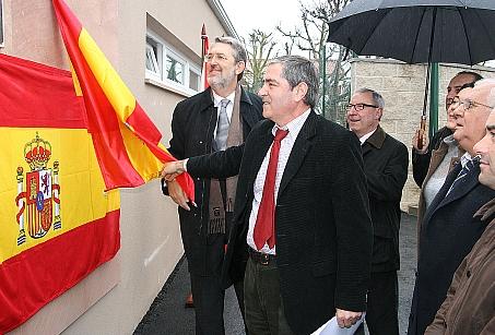 Inaugurado el Centro Cívico en las escuelas de Tagle