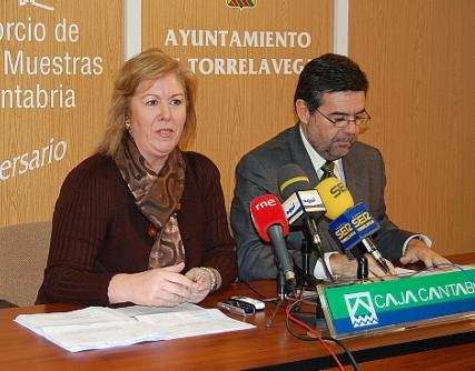 Blanca Rosa Gómez Morante y Ángel Agudo