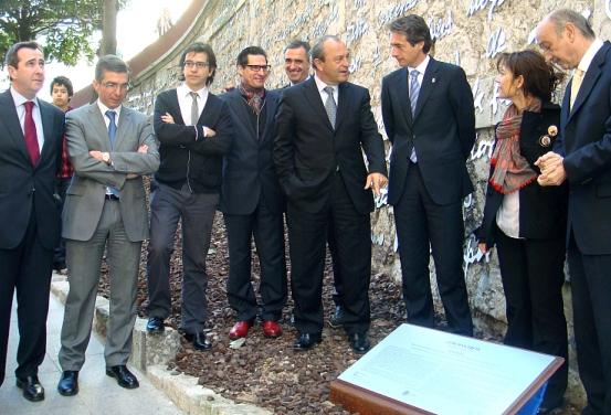 Inauguración / Foto: Gabinete de Prensa del Gobierno de Cantabria