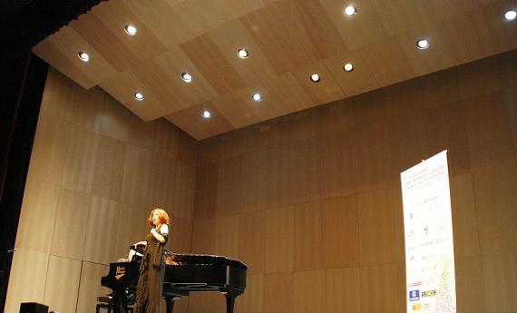 Da comienzo el Concurso Internacional de Canto