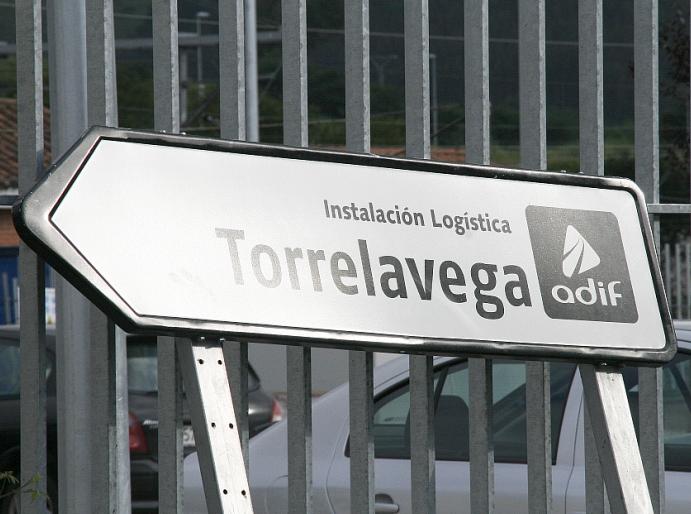 """ADIF considera Tanos una """"instalación logística"""""""