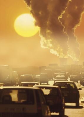 La contaminación contribuye al cambio climático / Foto: DX-Fotolia.com
