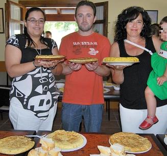 Los ganadores y las tortillas