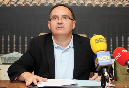 Germán Fernández (PSOE), alcalde de Reocín