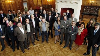 Jornada de promoción de los colegios profesionales de Santander