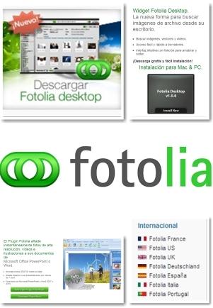 Fotolia es líder mundial en el mercado de las imágenes digitales