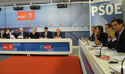 Gorostiaga destaca la importancia de la reforma de las políticas activas de empleo anunciada por el PSOE