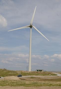 Siete empresas se reparten 1.336 megavatios