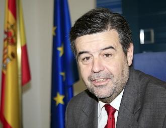 Ángel Agudo, consejero de Economía