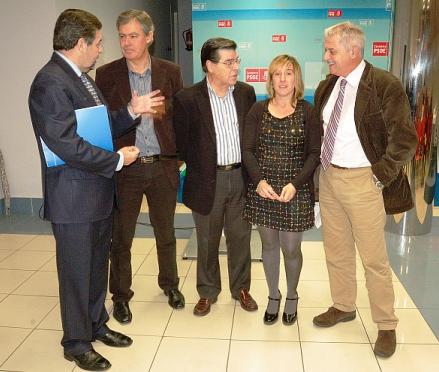 """Agudo afirma que Cantabria tiene """"el mejor Estado del Bienestar de toda España"""""""