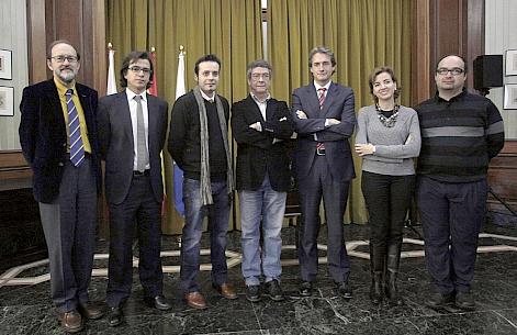 El alcalde preside la entrega de los premios Tristana y Alegría