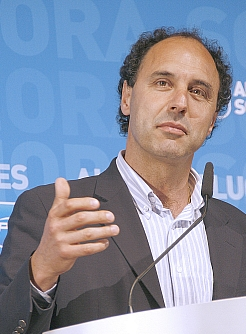Ignacio Diego (PP) en una imagen de archivo