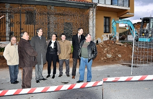 Comienzan obras de acondicionamiento de la iglesia de Nuestra Señora de Loreto