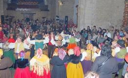 Éxito del I Festival Solidario de Santillana del Mar