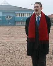 Ibáñez visita las obras de la prisión provincial