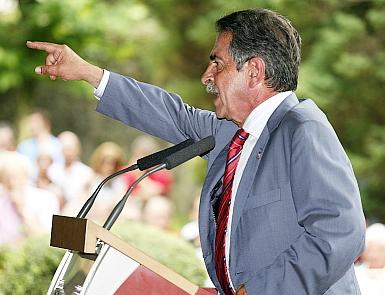 Miguel Ángel Revilla, en una imagen de archivo