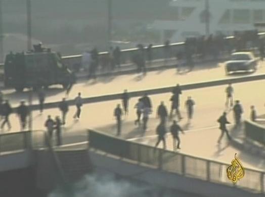 Revueltas en Egipto / Imagen: Al Jazeera, licencia CC