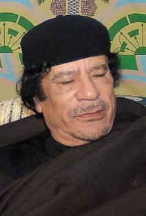 Gadafi / Foto: Presidencia República de Ecuador