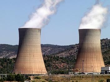 En la imagen, la central nuclear Valle de Ayora (Valencia)-Foto: Pakmor/Fotolia