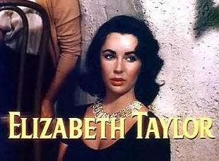 Elizabeth Taylor, en la película 'La última vez que vi París'