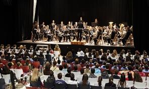 Mil quinientos escolares asistirán a los conciertos pedagógicos