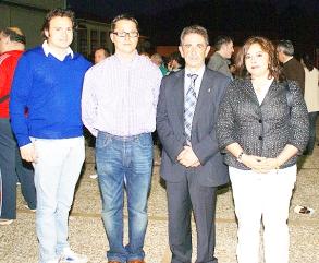 Revilla, en la presentación de candidatos en Castro Urdiales