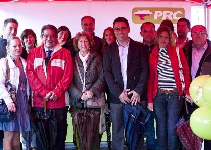 """Revilla intuye un resultado """"tan sorprendente"""" para el PRC el 22 de mayo que puede ser """"la noticia electoral de España"""""""