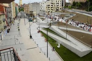 Abiertas al tráfico las calles Tetuán y Montañesa
