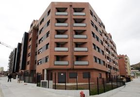 Entregadas las llaves de 201 pisos de VPO en Peñacastillo Sur