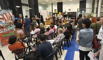 Recibidas 170 solicitudes en el primer día de inscripción para 'El Veranuco'