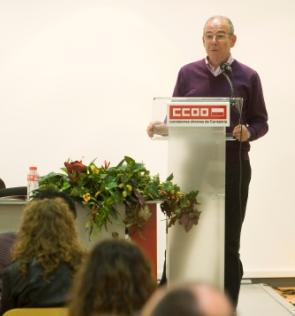 CC OO analizará el lunes la situación económica y política de Cantabria