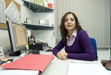 Amalia Salcedo (CC OO)