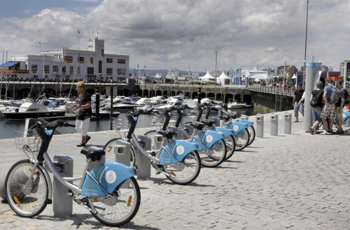 Crece un ciento veinticinco por ciento el servicio municipal de préstamo de bicicletas
