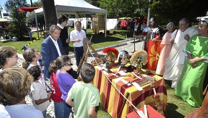 Festival romano de los Santos Mártires hasta el día 31