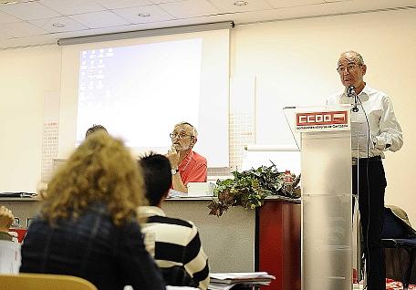 El consejo regional de CC OO aboga por alcanzar un gran pacto por el empleo