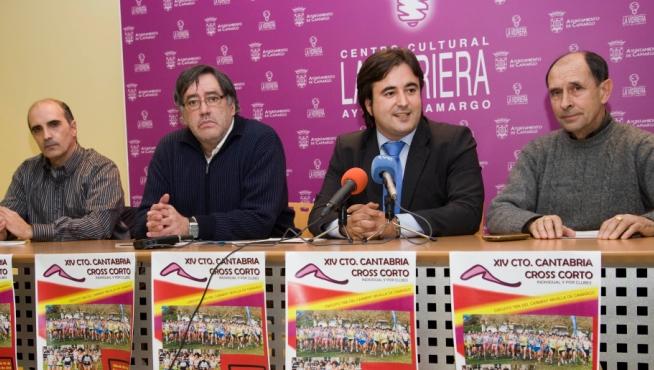 Camargo acoge el XIV Campeonato Regional de Cross Corto Ría del Carmen