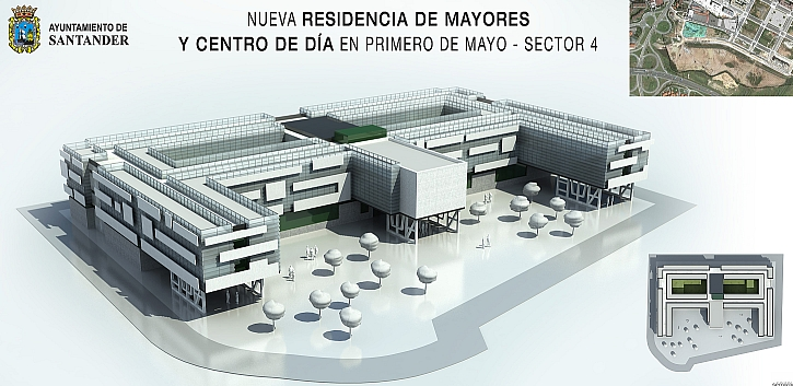 Infografía del edificio