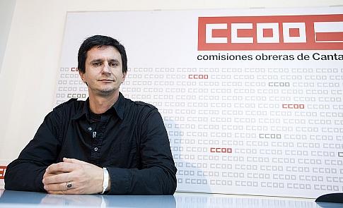 Javier Diego (CC OO)