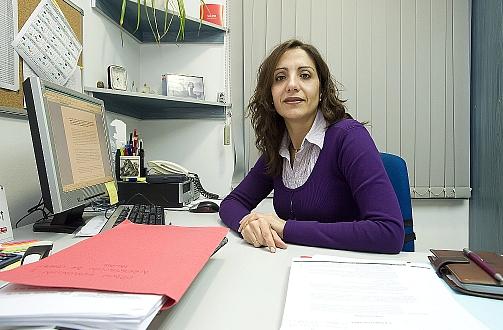 Amelia Salcedo (CC OO)